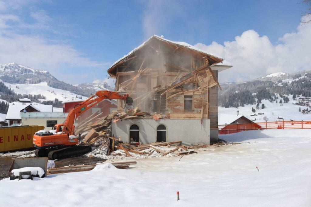 Ersatzbau Altes Schulhaus, 8843 Oberiberg (12)