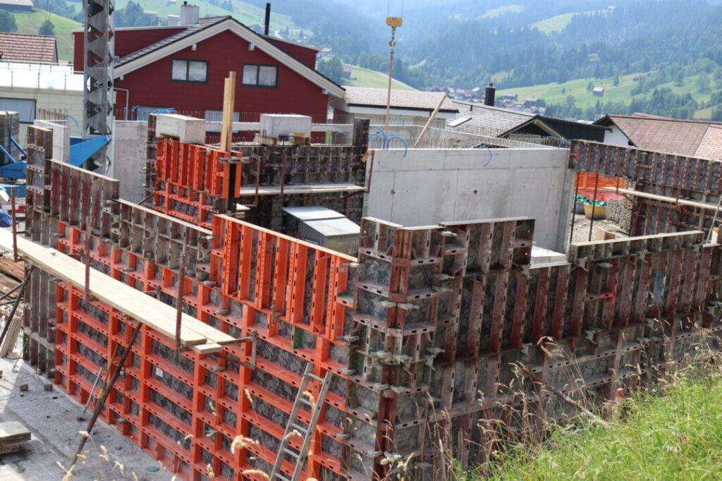 Ersatzbau Altes Schulhaus, 8843 Oberiberg (29)