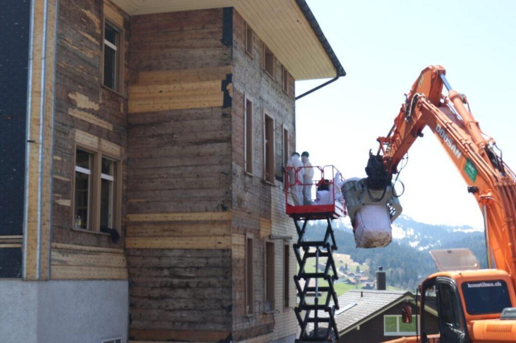 Ersatzbau Altes Schulhaus, 8843 Oberiberg (3)