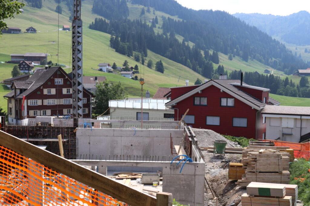 Ersatzbau Altes Schulhaus, 8843 Oberiberg (30)
