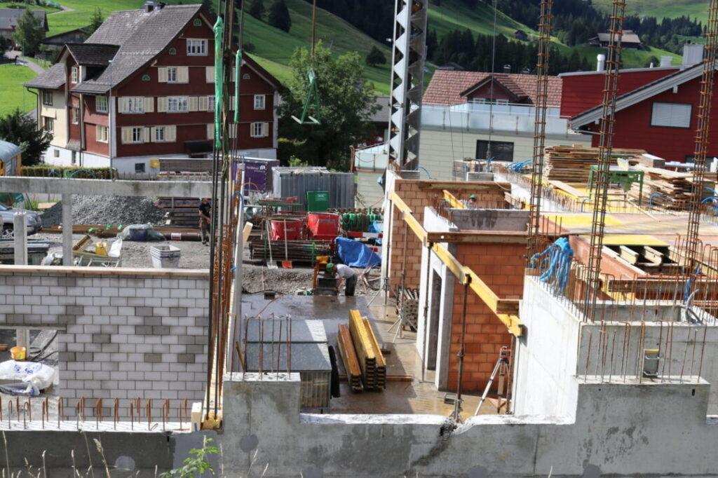 Ersatzbau Altes Schulhaus, 8843 Oberiberg (43)