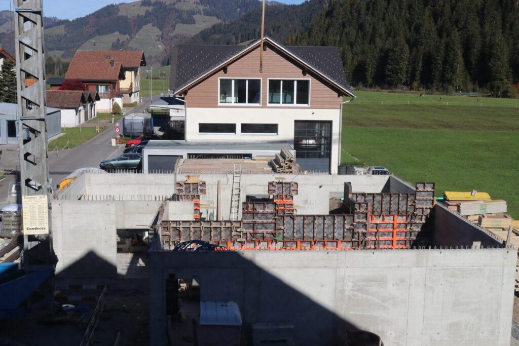 Neubau Wohn-Gewerbehaus, Riedweg 9, 8842 Unteriberg (20)