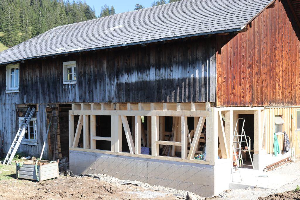Umbau Jäntli, andere Seite (4)