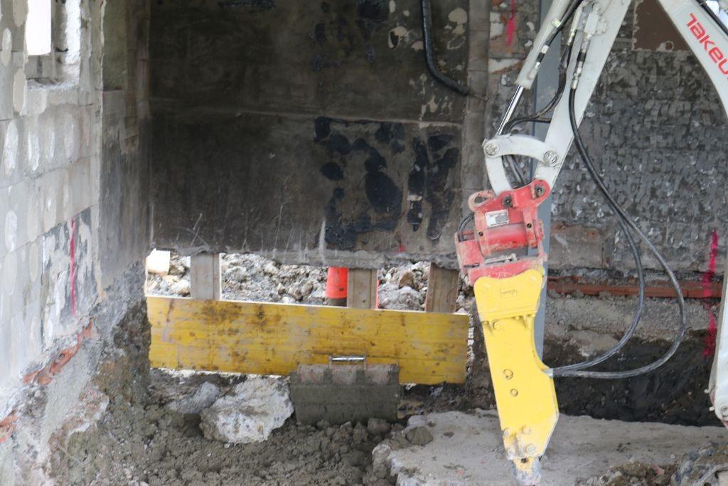 Umbau EFH, Höhport (3)