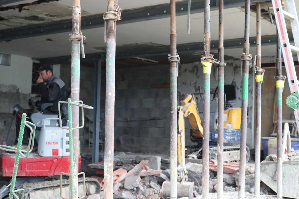 Umbau EFH, Höhport (4)