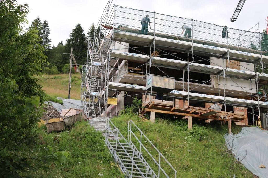 Umbau EFH, Höhport (40)